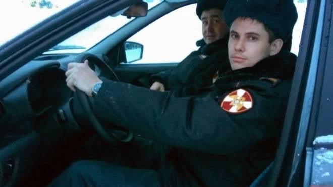 Устроивший опасный заезд пьяный водитель был пойман в Мордовии бойцами Росгвардии