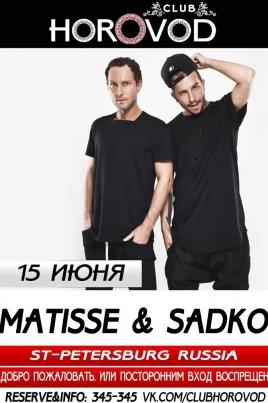 MATISSE and SADKO постер
