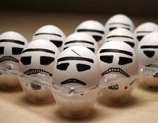 Судебные приставы Мордовии арестовали яйца