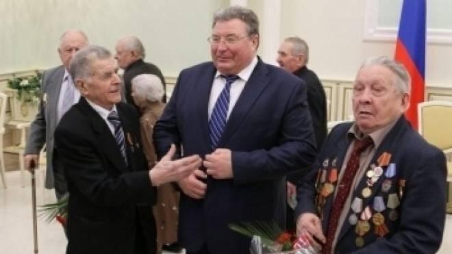 В Мордовии ветеранам ВОВ вручили юбилейные медали