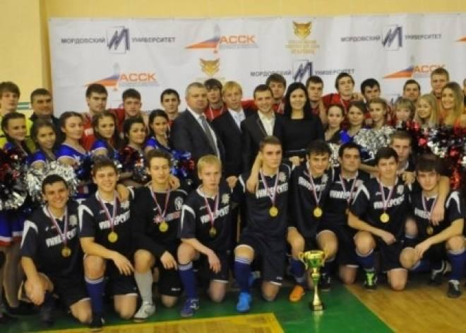 В мордовском вузе открыли спортивный клуб