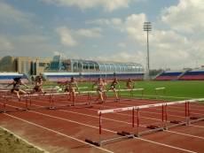 В Саранске стартовало всероссийское легкоатлетическое первенство