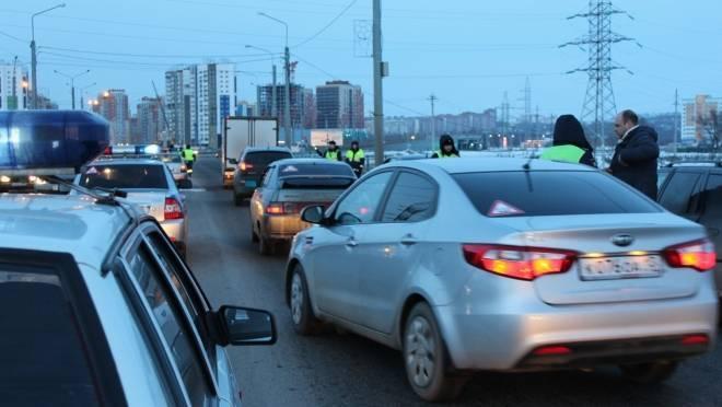 За 2 дня в Мордовии поймали 16 любителей пьяной езды