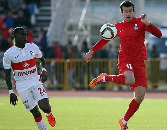 По итогам матча «Мордовия» и «Спартак» заплатят 370 тыс рублей на двоих