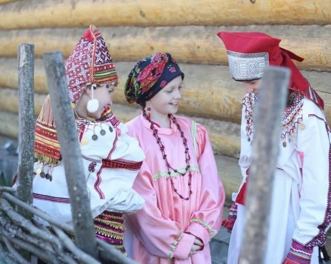 «Мордовское подворье» готовит вечера для ценителей народной культуры