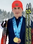 Игорь Федотов признан лучшим среди молодого поколения лыжников