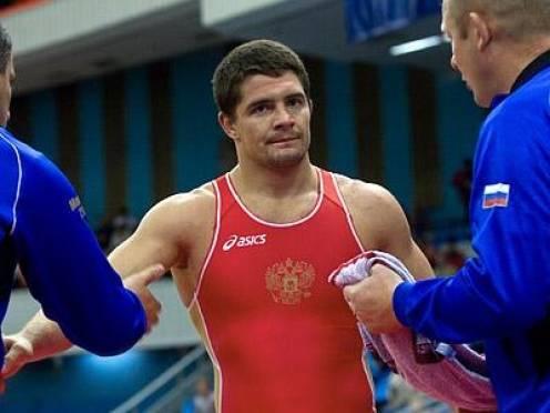 Лучший борец Мордовии Алексей Мишин проиграл на Кубке Азовмаша