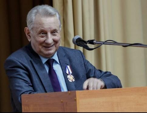 Учёному из Саранска вручили Орден Славы III степени