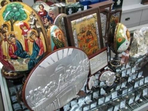 Пьяный житель Саранска позарился на святое