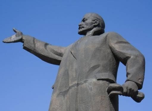 В одном из сёл Мордовии потеряли памятник Ленину