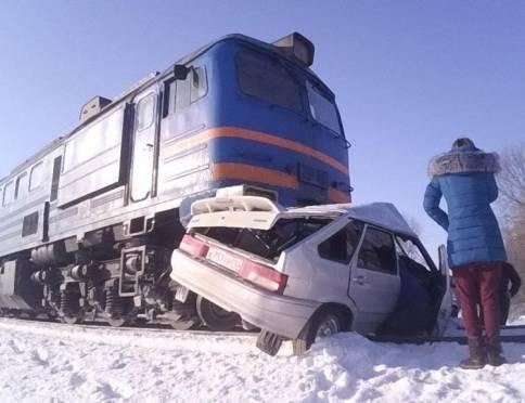 В Госавтоинспекции Мордовии сообщили подробности ДТП на ж/д переезде