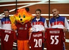ФК «Мордовия» представил своих новобранцев