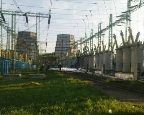 В Саранске на ТЭЦ произошел пожар