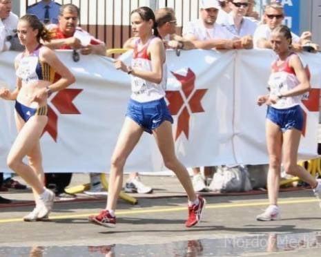 В олимпийскую сборную России по спортивной ходьбе вошли только представители Мордовии