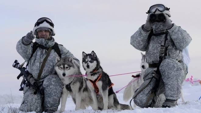 Для российских военных в Арктике в Мордовии были разработаны лечебные светильники