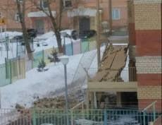 В Саранске завели дело по факту обрушения стены в детсаду