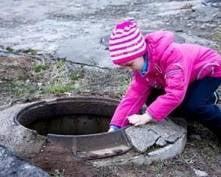 Проверка выявила в Рузаевке беспредел с канализационными люками