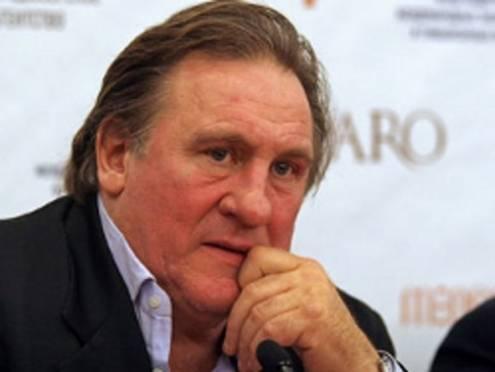 Житель Саранска Жерар Депардье сыграет в кино экс-президента FIFA Жюля Риме