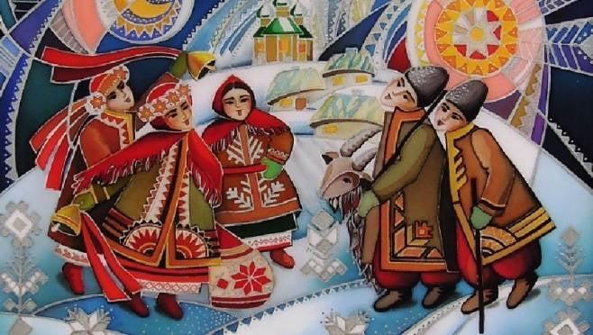 В Саранске устроят святочный флешмоб