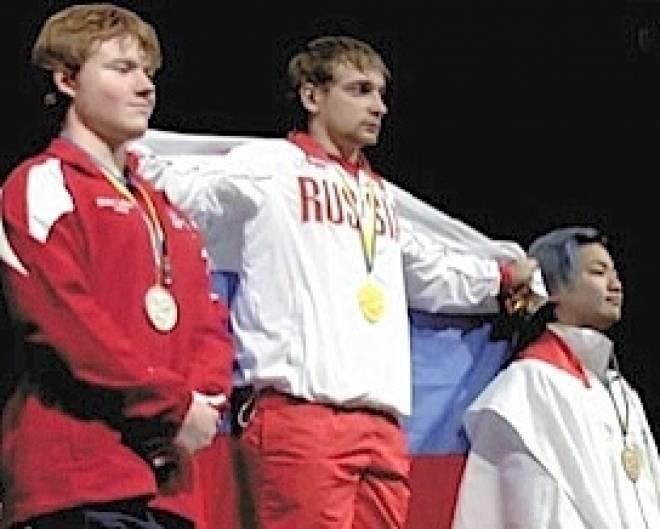 Судебный пристав из Мордовии «поднял» титул чемпиона мира