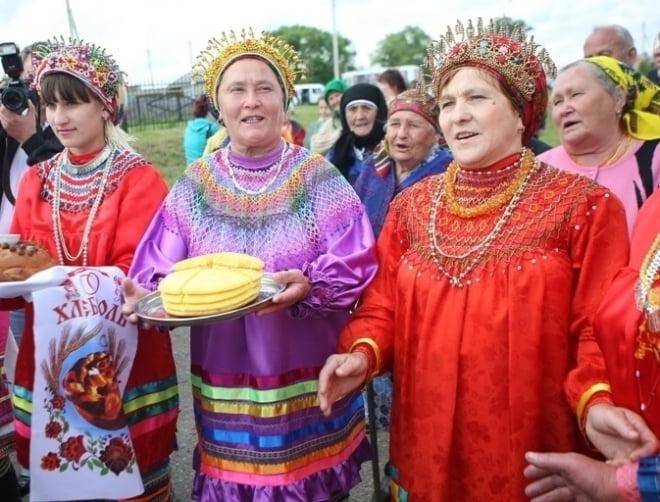 Москвичей окунут в мордовскую культуру