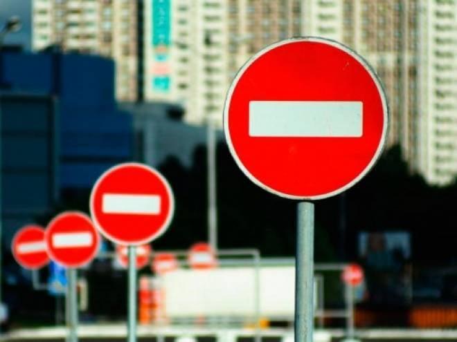 На основных улицах Саранска ограничат движение транспорта