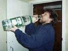 В Саранске из магазина нагло похитили  пятилитровую бутыль водки