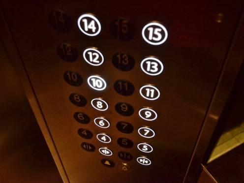 В России небезопасен каждый третий лифт