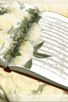 Музыка, поэзия, весна постер