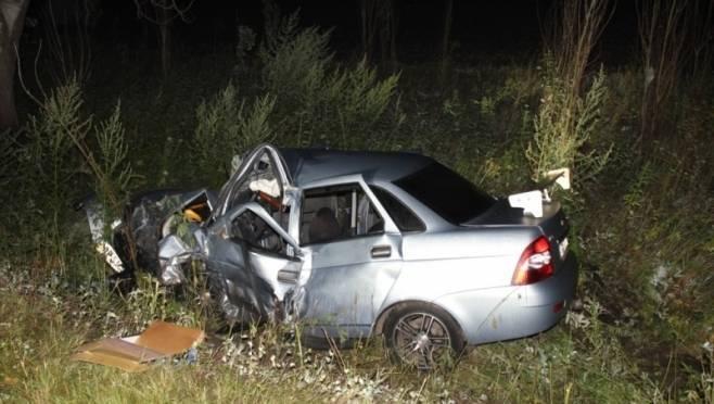 Не имеющий водительских прав 18-летний житель Мордовии погиб в ДТП