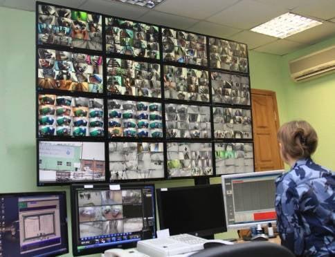 В Дубравлаге Мордовии установлена система охранного телевидения
