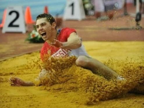 Мордовский легкоатлет прыгнул дальше всех на чемпионате Европы