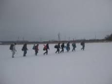 В Мордовии бойцы поискового отряда прошли 20 километров