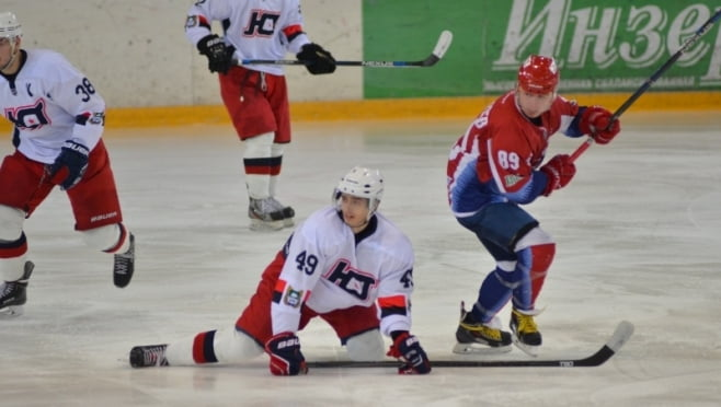Курганский «Юниор» добился победы над «Мордовией»