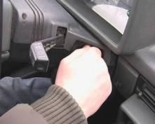 Жители Мордовии угнали служебный автомобиль