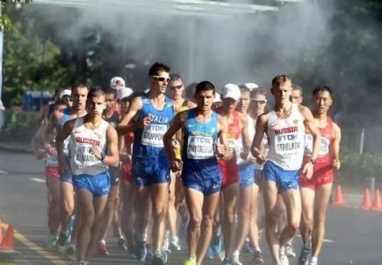 Мордовские скороходы открыли счёт российским медалям в Цюрихе