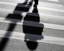 В Саранске водитель сбил школьника и скрылся