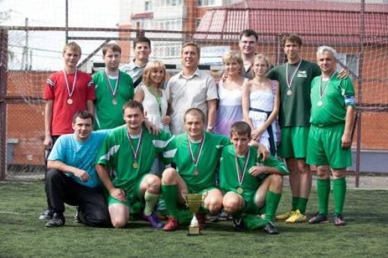 Футбол от «МегаФона» объединил бизнесменов Мордовии