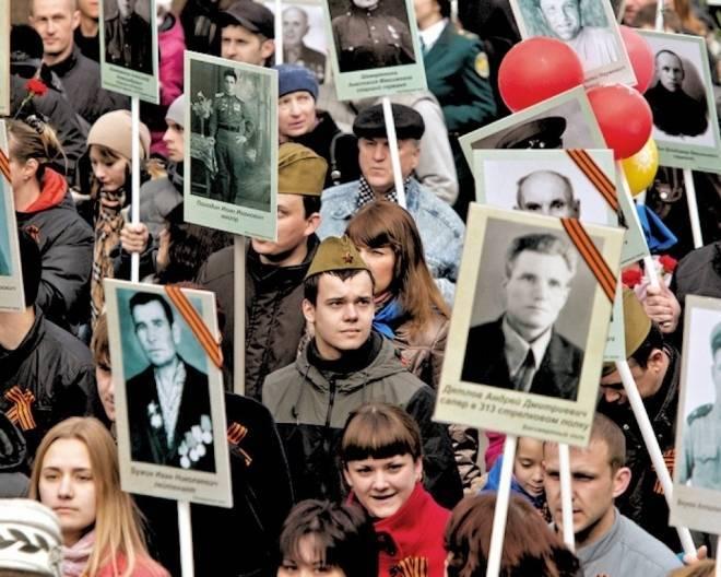 «Ростелеком» организовал видеотрансляцию акции «Бессмертный полк» в Мордовии