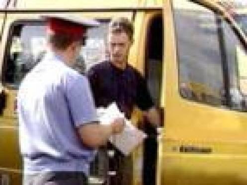 Сотрудники  Госавтоинспекции Саранска проверили маршрутные ГАЗели