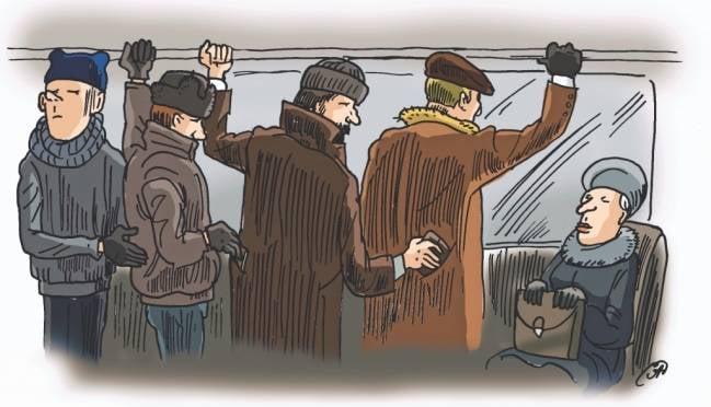 В Саранске обезвредили карманника