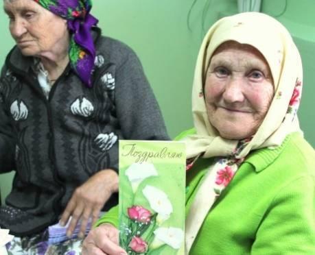 Одиноким старикам Мордовии помогут словом и делом