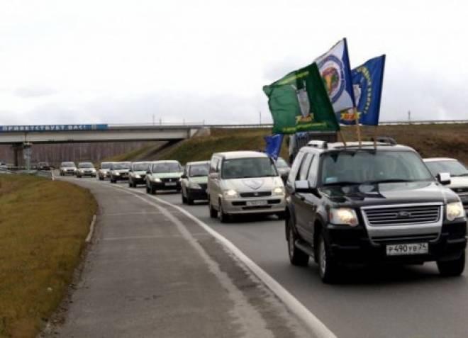 По Мордовии прошел автопробег «Бывших не бывает»