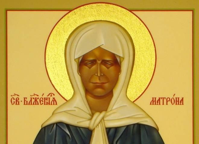 Жители Мордовии поклонятся мощам Блаженной Матроны Московской
