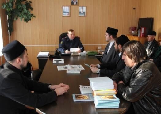 Дружба мордовского Дубравлага и управления мусульман взята за образец