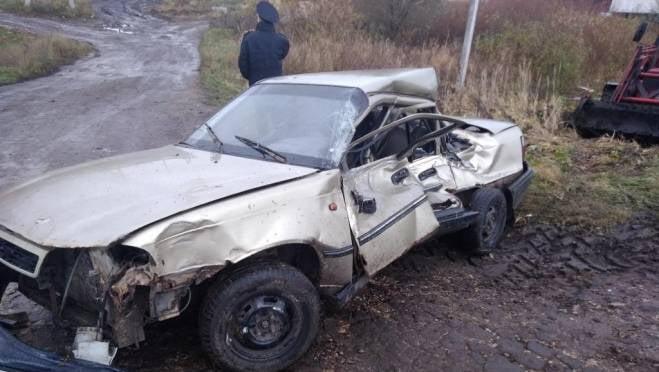 В Мордовии ищут свидетелей ДТП на трассе «Саранск — Пензятка»
