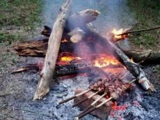 Власти Саранска намерены штрафовать «шашлычников»