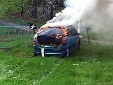 В Мордовии лишённый прав водитель обгорел в  автомобиле