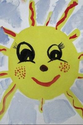 Пусть всегда будет солнце! постер