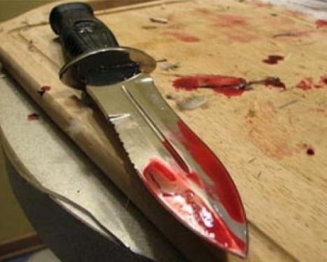 В Мордовии жена зарезала пьяного мужа